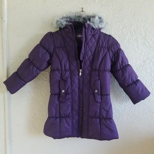 Hawke & Co | outfitter  purple snow jacket